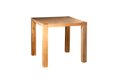Table - 4 pieds bois