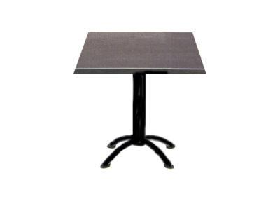 Table - Pied 3024 noir