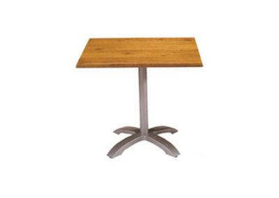 Table terrasse - Pied Alu 1