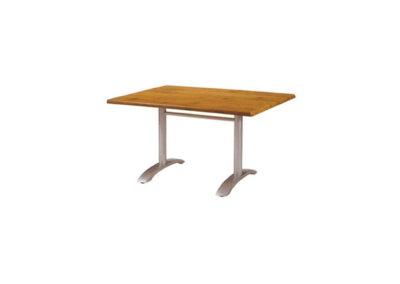 Table terrasse - Pied Alu